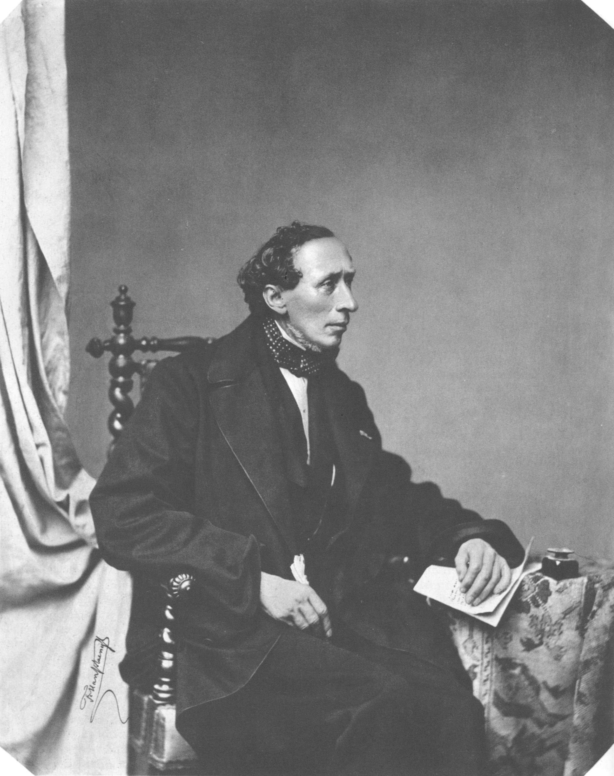 from Vincenzo was hans christian anderson gay